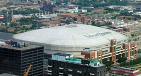 The Edward Jones Dome