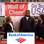Bank Of America Cheer