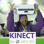 Kinect Launch Party (The Morning After)